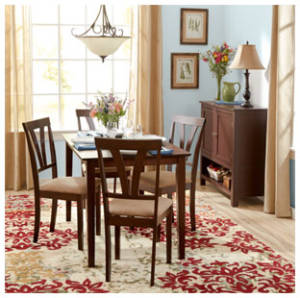 Andover Mills 5 Piece Dining Set Image