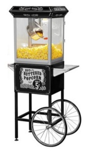 Funtime Popcorn Machines 8 oz. Sideshow Hot Oil Kettle