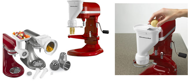 kitchenaid mixer attachments slicer. kitchenaid kgssa. »» mixer attachments slicer